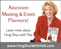 Feng Shui with Patt