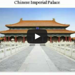 Chinese Imperial Palace symbolizes an Awareness of Feng Shui