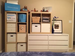 Bedroom Reorganization