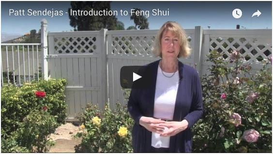 Patt Sendejas speaking on Feng Shui Crash Course